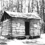 Jim Robinson lived in a Friendfield Plantation slave cabin. His great-great-granddaughter lives in The White House. https://t.co/6sVsDa6eRW