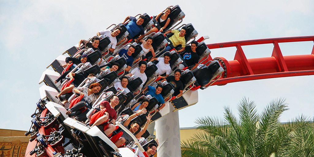 Six of the best theme parks in Asia-Pacific: