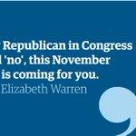 Elizabeth Warren plays the attack dog at the Democratic convention. Watch live: https://t.co/g1zJKzng2H https://t.co/sSxlOOUpyf