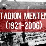 26 juli, Hari 'Kalahnya' Stadion Menteng https://t.co/fa8bCtaOqu #MentengRoboh https://t.co/QryKmJUdbA