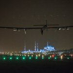 Completing a dream: the first Round-the-World solar flight in history https://t.co/9DABXSg8AG https://t.co/GAFTW6oaxd