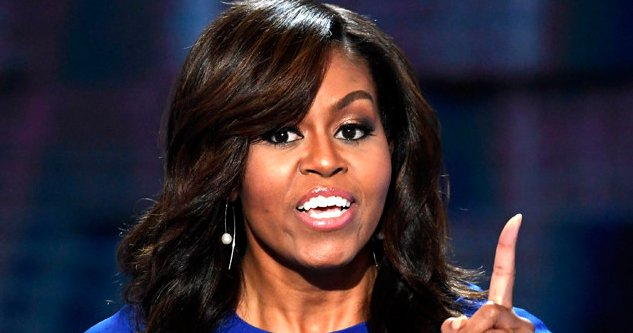 Michelle Obama gets emotional during her powerful DemsinPhilly speech: