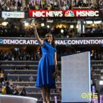 """""""Our motto: When they go low, We go high."""" - @FLOTUS #DemsinPhilly https://t.co/6MZzlStzqa"""