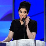 """Sarah Silverman to Bernie Sanders holdouts at DNC: """"Youre being ridiculous"""" https://t.co/CLvpDcN83g #DemsInPhilly https://t.co/Zq6u4aAk7A"""