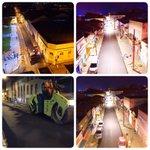 Máquinas e homens na noite de São Luís recuperando as ruas do centro histórico. Avante @GovernoMA @FlavioDino https://t.co/ZPt3ZXHjVt