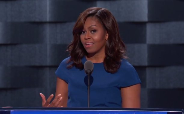 Michelle Obama hits back at Donald Trump in powerful DNC speech:
