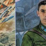 26 июля 1941 капитан Николай Гастелло удостоен звания Герой Советского Союза за огненный таран, совершенный 26 июня https://t.co/qvRFlmLeGC