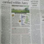 #Aarey4Builders? @Dev_Fadnavis promised to save green spaces and a Metro station IN Aarey wasnt on the agenda https://t.co/q65NMQww22