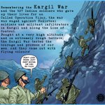 On #KargilVijayDiwas we pay tribute to all the soldiers who fought in the war. #Indianheroes https://t.co/mMh4H13wDI