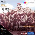 A tribute to Kargil War Soldiers - the selfless heroes of our country on #kargilvijaydiwas #JayaHey https://t.co/L2PA1qpNTi