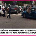 Bewaffnete halten mehrere Menschen fest: Geiselnahme in französischer Kirche https://t.co/x1BUWSY1m5 https://t.co/2QYt579wgG