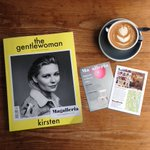 Thanks @MagalleriaBath for the latest issue of @thegentlewoman! You can read this superb publication @picnic_bath https://t.co/s76Za4j57Z
