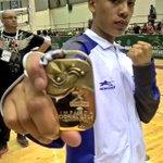 ORO para Guanajuato con Jesus Saracho en #boxeo 52kg. #OlimpiadaNacional2016 #OrgulloGto 👏🏻😃 Felicidades campeón! https://t.co/Tdks8yFLx1