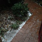 @SakinaKamwendo #AMLive: hail in Edenvale, motorists please stay safe on the roads https://t.co/wREhTNGya8