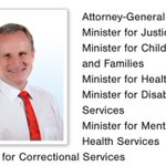 The minister for torture of kids is still minister for families, mental health and disabilities... #auspol https://t.co/AP5oqSyWBo