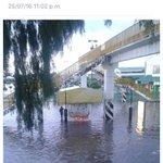 Habitantes Cuautitlán #Izcalli no quieren albergues, sino obras de drenaje profundo y desazolve, como en #CDMX. https://t.co/r7yahU4I70