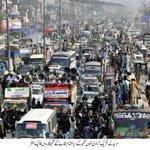 Kashmir Karwan of Jamat ud Dawa Pakistan in favor of Kashmir Nation is going to Islamabad https://t.co/ElLDHYGFap