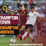 Morning all, its matchday! We host Wolves tonight at Sixfields with kick-off at 7:30pm. Come and join us! https://t.co/o1kx3r3vCS