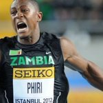 Gerald Phiri: Zambian 100m and 200m sprinter. Read more: https://t.co/jSCG59enHr #ChaloChatu https://t.co/NPG6ioAaVx