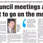 And no, is not 1st April, this bloke, runs #Colchester Council. What planet does he live on? https://t.co/GBGvXWoVX8
