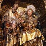 En el dia de los padres de la Virgen, San Joaquín y Santa Ana, un recuerdo especial para nuestros/as abuelos/as. https://t.co/yTD4dwfV7r