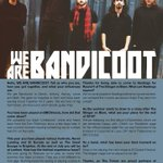 Ahead of @leefest this weekend we talked to @bandicootband who we r taking 2 Hastings on August 27th @TheStingerMag https://t.co/UY0clsUSVE