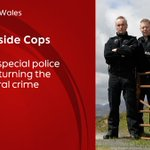 .@ArfonJ 10.40pm BBC Wales. Sky 952 outside Wales https://t.co/Hr6gbL6BM5 Our countryside+wildlife needs @NWPRuralCrime DreamTeam