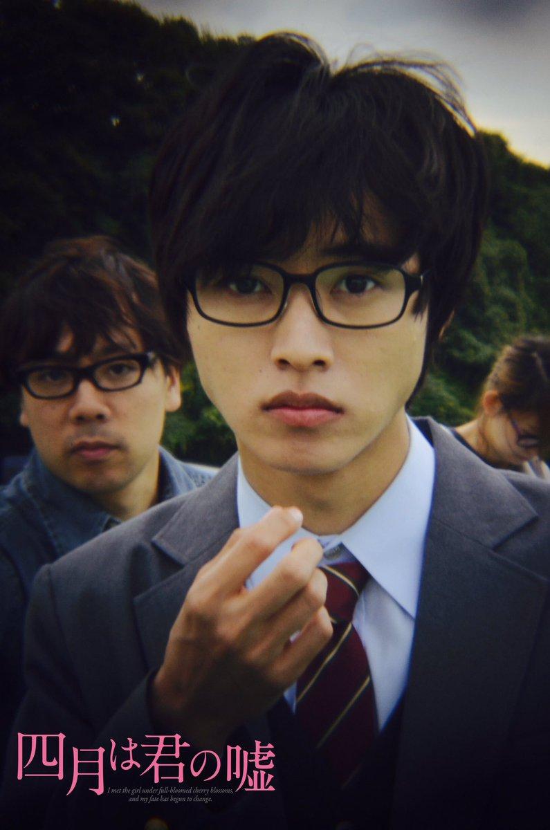【君嘘🎵今日の一枚】  10月18日@鎌倉  中川大志 「公生が2人。 プロデューサーの上原さんが、…