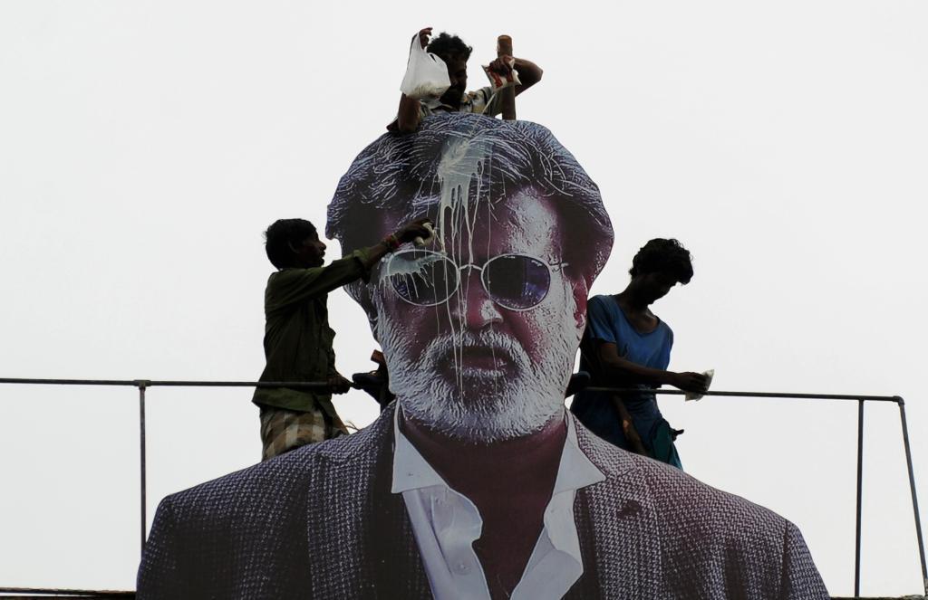 Meet Rajinikanth, the Bollywood hero you may not have heard about