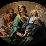 Hoy es la festividad de San Joaquín y Santa Ana, padres de la Virgen María y abuelos maternos de Jesucristo. https://t.co/P6UHGdYb0T
