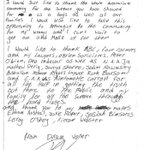 Open letter from NT abuse victim Dylan Voller thanking the Australian community and apologising. https://t.co/zcyLdHlZfc