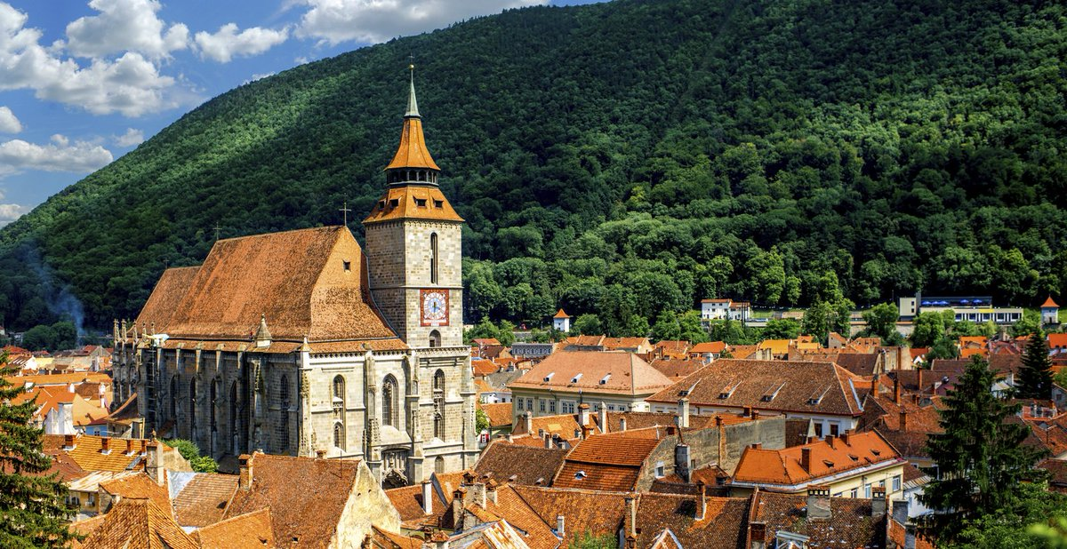 Go on an adventure through Romania and Bulgaria!