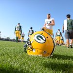 #PackersCamp is underway! 🏈 https://t.co/6YgUJ8QKmr