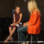 Proud of my girl.. Shes a natural on camera!! #ESPNCarWash https://t.co/cKMSSODqPt