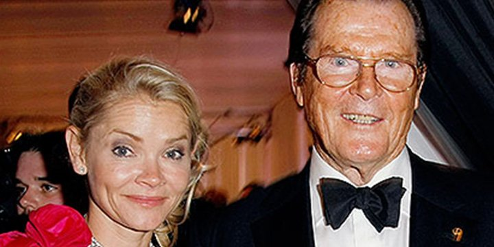 James Bond star Roger Moore 'heartbroken' after daughter dies of cancer