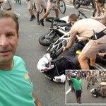 Só pensei na foto, diz autor de selfie em acidente no tour da tocha olímpica em SP https://t.co/1w3WYhibhr #G1 https://t.co/86gLOSZwF5