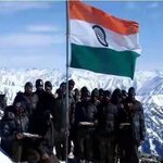 @Gurmeetramrahim #MSGsalutes the Sacrifice of Martyrs Unmatched Bravery, courage & sacrifice made by Hero of Kargil https://t.co/Rix8bxeTJ6