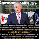 Turnbulls Australia: One law for the bankers and another for everyone else #auspol #abc730 https://t.co/ale9fSfViR