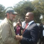 @nelsonchamisa has just arrived here at the Mbare Magistrate Court 4 linda court hearing #FreeLindaNOW @acielumumba https://t.co/Aopr40UTLm