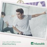 JaDines and Reiders, trend this po. Wag muna isabay sa PushAwards.  James for Manulife #StartYourStory https://t.co/CdUlP44NZG