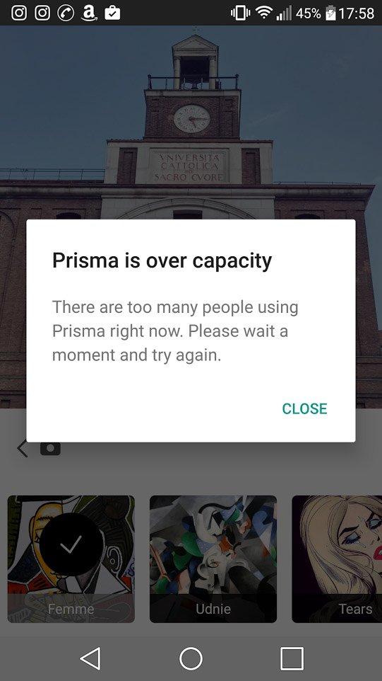 #Prisma