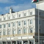 Anyone for Afternoon Tea? @StGeorgesHotel #Llandudno  https://t.co/MvJZpoWSLx @nwalestweetsuk @OutThere_Today https://t.co/XfnnnyF401