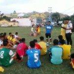 Hari ini Persibom Bolaang Mongondow menyelesaikan seleksi tim untuk persiapan Liga Nusantara, terpilih 20 pemain. https://t.co/S4LvG2zzF2
