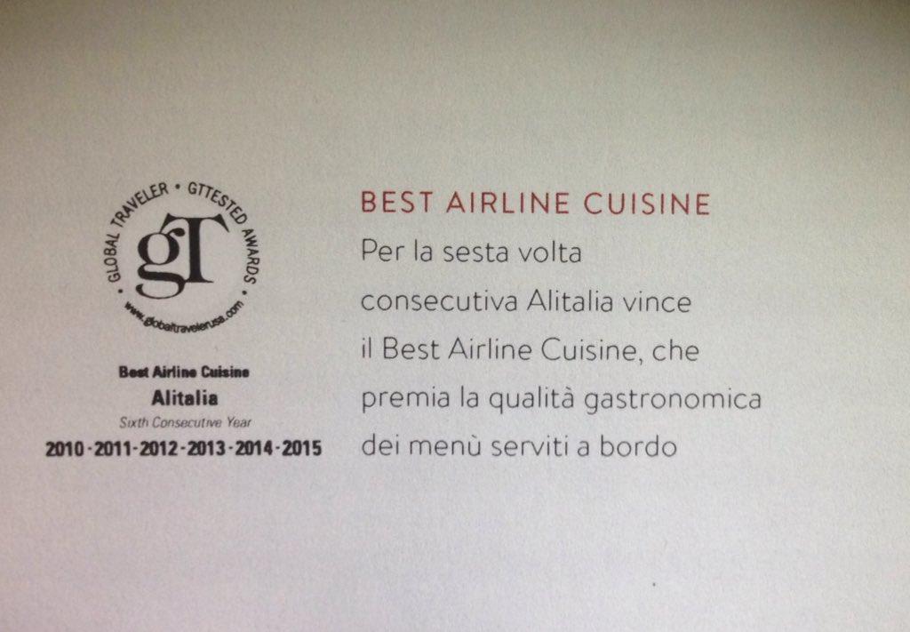 #AlitaliaOnAir