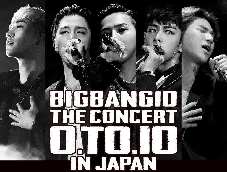 【#BIGBANG】『BIGBANG10 THE CONCERT : 0.TO.10 IN JAPA…