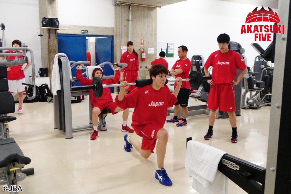代表:リオデジャネイロオリンピック開幕まで、あと10日! 女子日本代表チームはブラジル・サンパウロで…