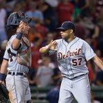 #MLB #Video Verlander lanzó primores y Rodríguez coloco el candado https://t.co/9BkM9jxzaZ https://t.co/hIxbdujoQk