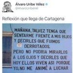 Aunque la maquinaria tramposa de @JuanManSantos anuncie triunfos,lucharemos,no nos vamos a quedar cruzados de brazos https://t.co/bIcD2xyDJA