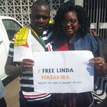 Prosecutor will respond to Lindas appeal to be moved to Mutare. The struggle continues. #FreeLindaNOW #ThisFlag https://t.co/C2Nr6BXO6D
