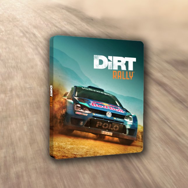 Still haven't got your hands on the DiRT Rally Steelbook? RT & follow us before Friday for your chance to win one! https://t.co/XrB9xl6jzf